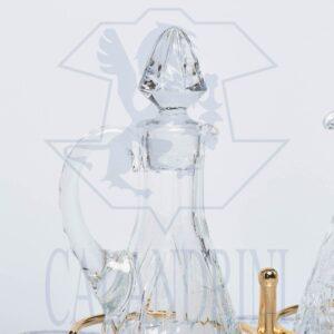 Crystal jars