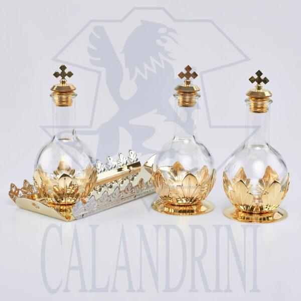 Flask for Saints oils