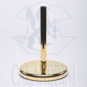 Art. 540 / d The astile base cm. 25x3 cm. gold