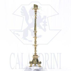 Baroque chandelabra stand h. 100 cm